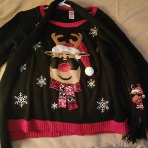 Rudolph Holiday Sweater